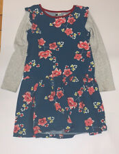 Tea Girls Floral Dress Size 8