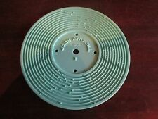 Fisher Price Record Player vintage part # 995 Teal Jack Jill Humpty Dumpty  1