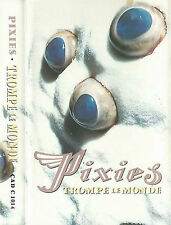 PIXIES TROMPE LE MONDE CASSETTE UK ISSUE  4AD CADC1014 ALTERNATIVE ROCK