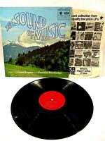 VINTAGE VINYL LP - THE SOUND OF MUSIC STAGE PLAY - PATRICIA ROUTLEDGE - MFP 1255
