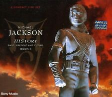 Michael Jackson/history Past Present and Future Book I (Epic 474709 2)2xcd caja
