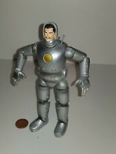 Iron Man First Appearance Silver Armor Marvel Legends Figure, 2006, 7', Mojo