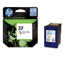 HP 57 Tri-Colour Genuine/Original Printer Ink Cartridges
