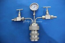 200ml Hydrothermal  Synthesis Autoclave Reactor Pressure Melting Shells 10MPa