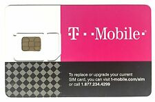T-Mobile US Trisim 3in1 Regular Standard Micro Nano LTE Sim Card New Unactivated