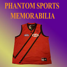 BRAND NEW AFL ESSENDON BOMBERS HERITAGE TIM WATSON GUERNSEY JUMPER  SIZE:SMALL