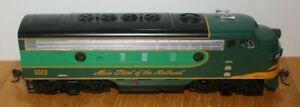 Northern Pacific Railway Bachmann Hawthone Village HO Powered Engine