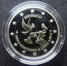 Monaco 2 euro 2013 UNC - 20 jaar volwaardeig lid VN - UNO
