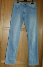JEAN PANTALON HOMME - Marque CELIO C5 - Couleur Bleu clair - Taille 38