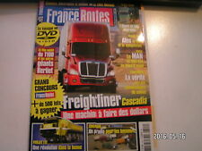 ** France Routes n°304 MAN TGA18.480 / Comparatif climatisations / MAN TGS TGX