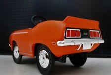 1969 69 Camaro Chevy 1 Chevrolet SS 396 Sport Car 24 Vintage 12 Concept 18 Model