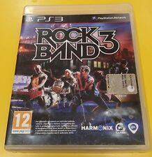Rockband 3 GIOCO PS3 VERSIONE ITALIANA