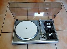 Philips 410 Plattenspieler Plattenspieler/Turntable 80er-Chic !! ( defekt )