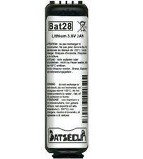 BATTERIA PILA DAITEM - LOGISTY 3,6V 2Ah COMPATIBILE BATLI28 BATLI38 BAT28