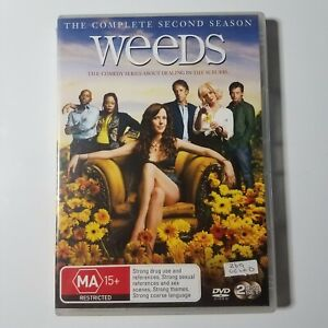 Weeds: The Complete Second Season | DVD TV Series | Drama | Pre-owned | 2005