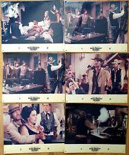 jeu de 6 photos cinéma ELVIS PRESLEY CHARRO !