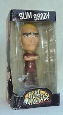 EMIMEM Figurine The slim Shady Show. NECA hauteur 20 cm; Head Knockers