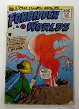 ACG Comics FORBIDDEN WORLDS (Jun 1959) #79 SILVER AGE VG- (3.5) Ships FREE!