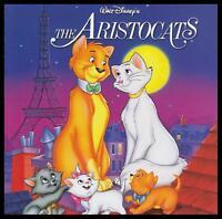 THE ARISTOCATS - WALT DISNEY ORIGINAL SOUNDTRACK CD ~ KIDS / CHILDREN *NEW*