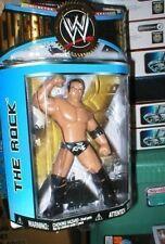 WWE THE ROCK LJN CLASSIC SUPERSTARS FIGURE MIB