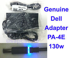 Brand New 5 Pcs Genuine Dell latitude power adapter pa-4e ac charger 130w