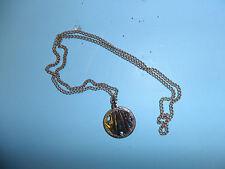 b2624 Vietnam GI WAR Necklace pendent with chain IR39A
