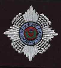 Lancashire Embroidery Scots guards blazer badge