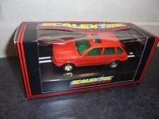 Scalextric C276 MG (Austin) Maestro 2.0 efi red 1991 l/e of 1000  new m/b