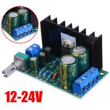 UK DC 12-24V TDA2050 Mono Channel Audio Power Amplifier AMP Board Module 5W-120W