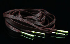 """70"""" Sneaker Shoe Waxed Laces with Metal Gold Tips in Wine Red Color"""