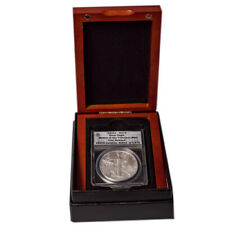 2012 S-Silver American Eagle ANACS MS70 First Release