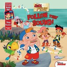 NEW Jake and the Never Land Pirates Follow .. 9781484706589 by Disney Book Group