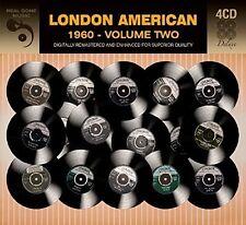 London American 1960 - Volume 2 VARIOUS ARTISTS Best Of 100 Songs NEW 4 CD