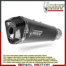 Mivv Exhaust Muffler Delta Race Black for Ktm 1290 Superduke Gt 2016 > 2018