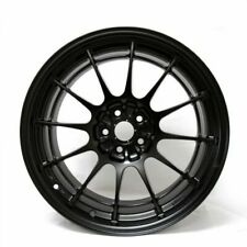 Enkei Nt03m 18x95 5x100 40mm Black Wheel 3658958040bk