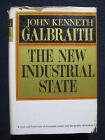 The New Industrial State [Hardcover] [Jan 01, 1967] John Kenneth Galbraith