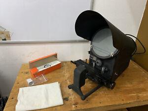 """MICRO-VU 8"""" BENCHTOP OPTICAL COMPARATOR"""