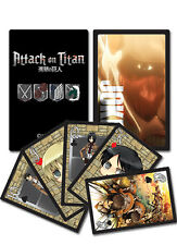 Attack on Titan Poker Playing Cards Anime Manga Game NEW