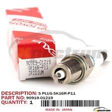 LEXUS IS300 GS300/400/430 FACTORY OEM 90919-01219 NEW ENGINE IRIDIUM SPARK PLUG