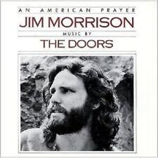 "JIM MORRISON ""AN AMERICAN PRAYER"" CD 23 TRACKS NEW+"