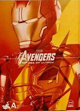 Hot Toys Artist Mix Iron Man Marvel Avengers Mark XLIII