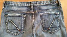 Guess Premium Jeans size 31 x 31 FLIRT Stretch Bootcut Distressed