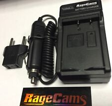 NP-95 NP95 Battery Charger for Fuji X100,F30,X-S1,F31fd, Real 3D W1,BC-65