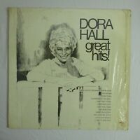 Dora Hall Vinyl LP Great Hits!