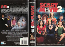 Scary Movie 2 (2001) VHS