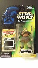"""Kenner Star Wars POTF 1997 3.75"""" Gamorrean Guard Freeze Frame Action Figure New"""