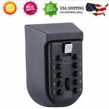 Wall Mounted Combination Key Lock Box Security Storage Case Organizer Realtor