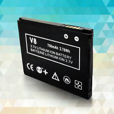 New Phone Battery BX40 BX41 for Motorola V8 V9 V9M V9x U9 RAZR II 2 i9 Stature