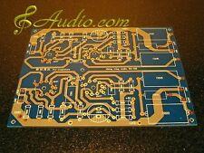 Tube PreAmp Bare PCB - Upgraded Design from Marantz 7