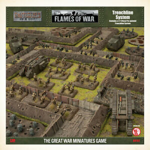 Trenchline Sistema - Ottima Guerra/Fiamme Di Guerra- BB182- Now